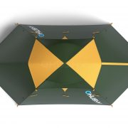 אוהל 3 עונות האסקי בוירד 4 אנשים - HUSKY boyard 4 person TENT