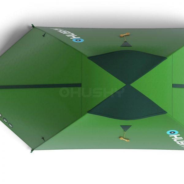 אוהל 3 עונות האסקי ברט 2 אנשים - HUSKY bret 2 person TENT