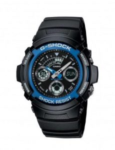שעון יד ג'י-שוק CASIO AW-591-2A