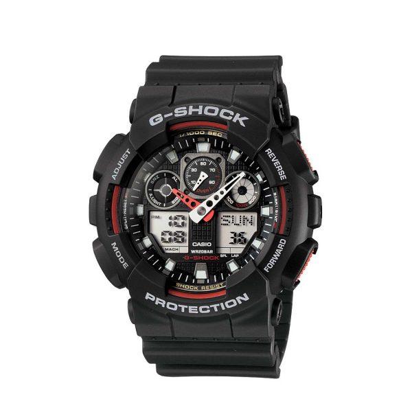 שעון יד ג'י-שוק CASIO GA-100-1A4