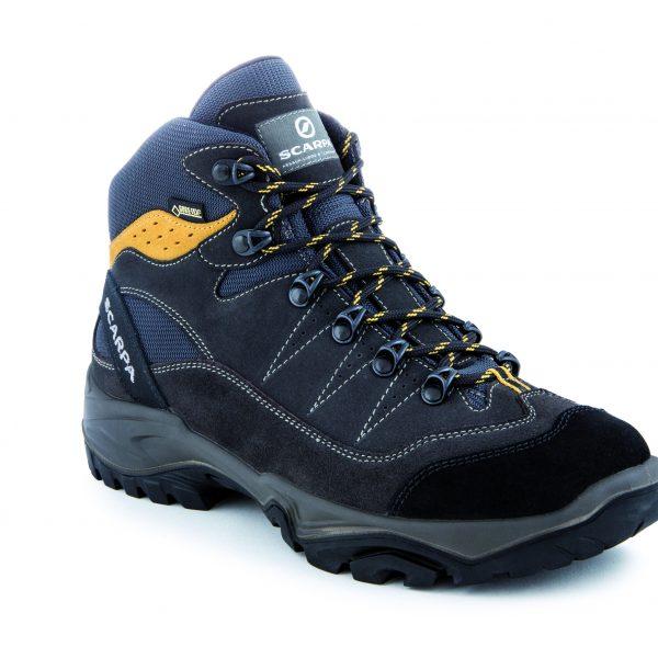 נעלי הרים - mountain shoes scarpa mistral gtx