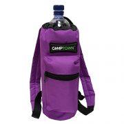 מנשא מים בקבוקר + כתפיות + כיס 1.5 ליטר CAMPTOWN