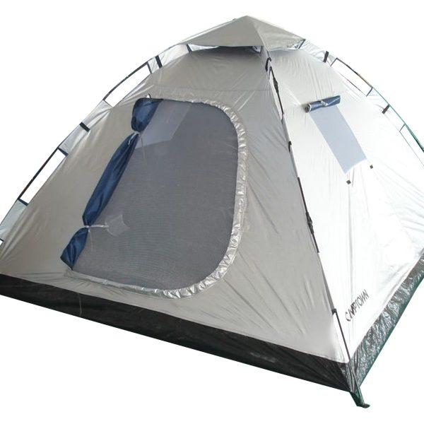 אוהל פתיחה מהירה ל-6 אנשים CAMPTOWN INSTANT