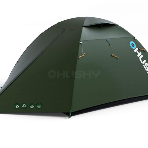 אוהל 3 עונות האסקי סווג' ל-3 אנשים - HUSKY sawaj 3 person TENT