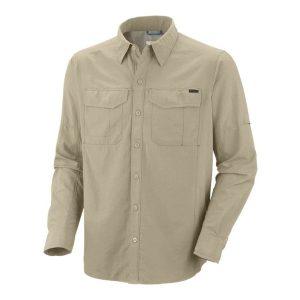 חולצה מנדפת Columbia Silver Ridge